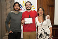 Escuela de Verano 2013, entrega de diplomas (9530349945).jpg