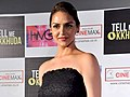 Esha Deol unveil Tell Me O Kkhuda look (60822906).jpg