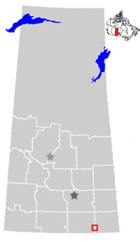 Estevan, Saskatchewan Location.png