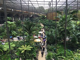 Estufa Fria - Estufa Fria, a greenhouse with three gardens in Lisbon