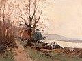 Eugène Galien-Laloue - River Landscape.jpg