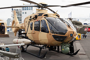 Eurocopter EC 635 mock-up ILA 2012.jpg