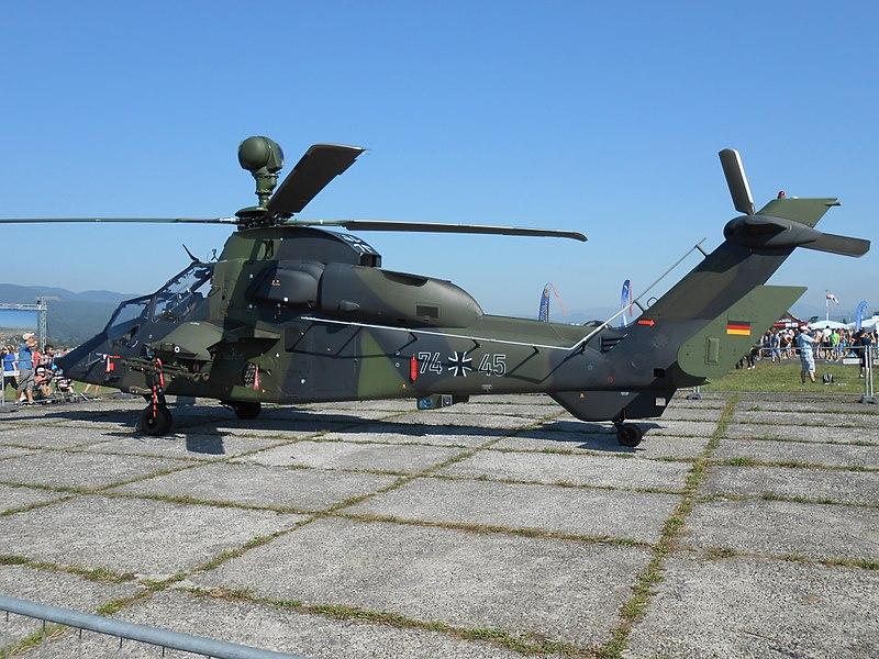 Eurocopter Tiger (Deutsches Heer - Kampfhubschrauberregiment 36).jpg
