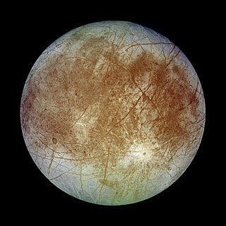 Europa (moon) Smallest Galilean moon of Jupiter