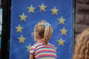 Europe Day - Image: Europe Day Khreshchatyk