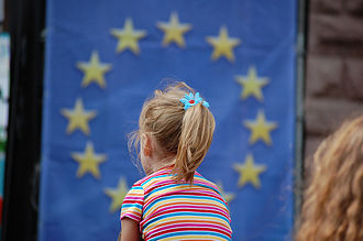 Europe Day - Image: Europe Day Khreshchatyk