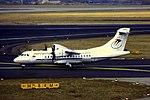 Eurowings ATR-42 D-BHHH at DUS (15568553964).jpg