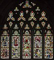 Exeter Cathedral, Stained glass window (36054527094).jpg
