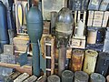 Explosive device ,Ben Junier ammo collection at the Overloon War Museum pic6.JPG