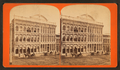 Exterior of Parent Co-operative Store, Salt Lake City, by Savage, C. R. (Charles Roscoe), 1832-1909.png