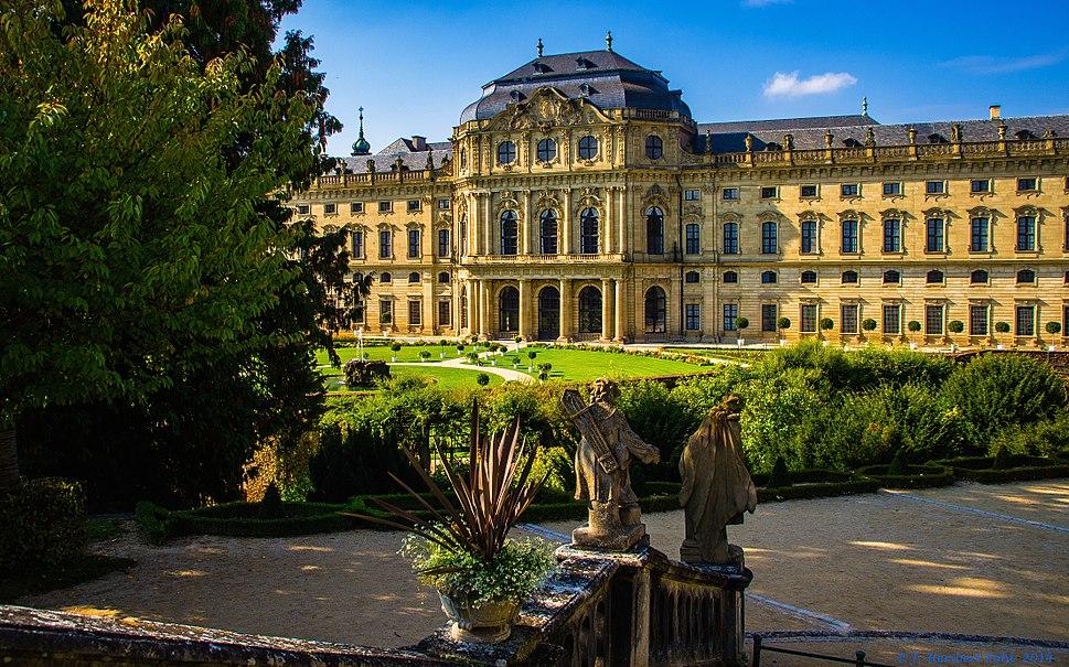 Fürstbischhöfliche Residenz Würzburg (13778181254)