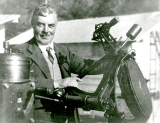 F. J. M. Stratton British astronomer