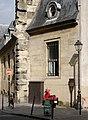 F1908 Paris IV rue Malher borne Histoire de Paris rwk.jpg