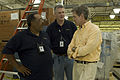 FEMA - 32014 - Minnesota Senator Coleman speaks with FEMA employees at DRC.jpg