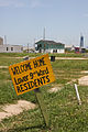 FEMA - 37073 - A welcome home sign in the lower 9th ward in Louisiana.jpg
