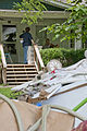 FEMA - 44523 - FEMA Community Relations at a front door in Olive Hill Kentucky.jpg