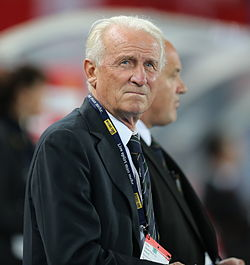 FIFA WC-qualification 2014 - Austria vs Ireland 2013-09-10 - Giovanni Trapattoni 05.JPG