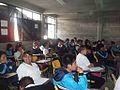 FLISOL 2014 en la Prepa Próceres de la Educación, Chicoloapan, Estado de México, México.JPG