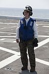 FOD Walk on the USS Green Bay 150308-M-CX588-047.jpg