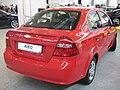 FSO Chevrolet Aveo II Sedan rear - PSM 2009.jpg