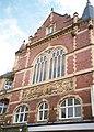 Façade of Unity Hall, Westgate, Wakefield - geograph.org.uk - 317768.jpg
