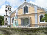 Facade of the Garcia Hernandez Church in Bohol province.jpg