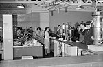 Factory Buffet- Works Canteen at a British Aircraft Factory, 1942 D11395.jpg