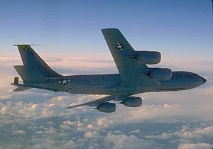 English: Boeing KC-135 assigned to Fairchild A...