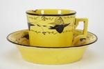 Fajans, kopp, 1800-tal - Hallwylska museet - 90577.tif
