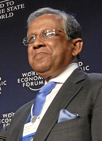 Prime Minister of Bangladesh - Image: Fakhruddin Ahmed WEF Annual Meeting Davos 2008