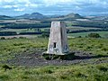 Fans Hill - Triangulation Pillar - geograph.org.uk - 817104.jpg