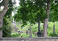 Farsley Baptist Church Graveyard - Coal Hill Lane - geograph.org.uk - 458554.jpg