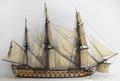 Fartygsmodell-FÖRSIKTIGHETEN. 1790 - Sjöhistoriska museet - O 00016.tif