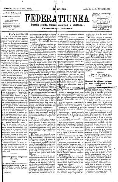 File:Federațiunea 1873-05-13, nr. 37.pdf