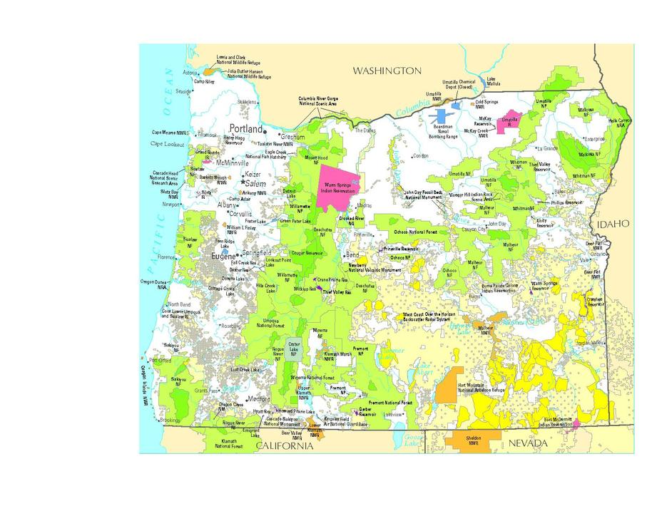 File:Federal lands in Oregon.pdf - Wikimedia Commons