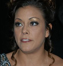 Felecia at 2005 AEE Awards.jpg