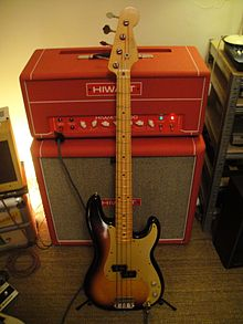 Fender Precision Bass - Wikipedia, the free encyclopedia