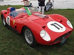 Ferrari 250 TR Fantuzzi