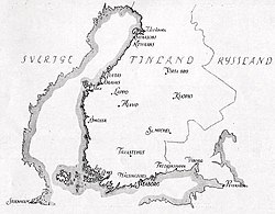 Sverige sankte finland trots stora problem