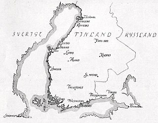 Finnish War 1808–1809 war between Russia and Sweden