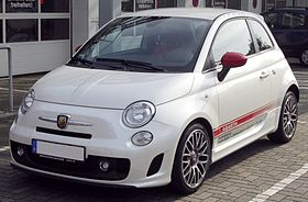 Image illustrative de l'article Fiat 500 Abarth