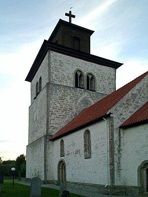 Fide Church - Image: Fide kyrka Gotland LT SO