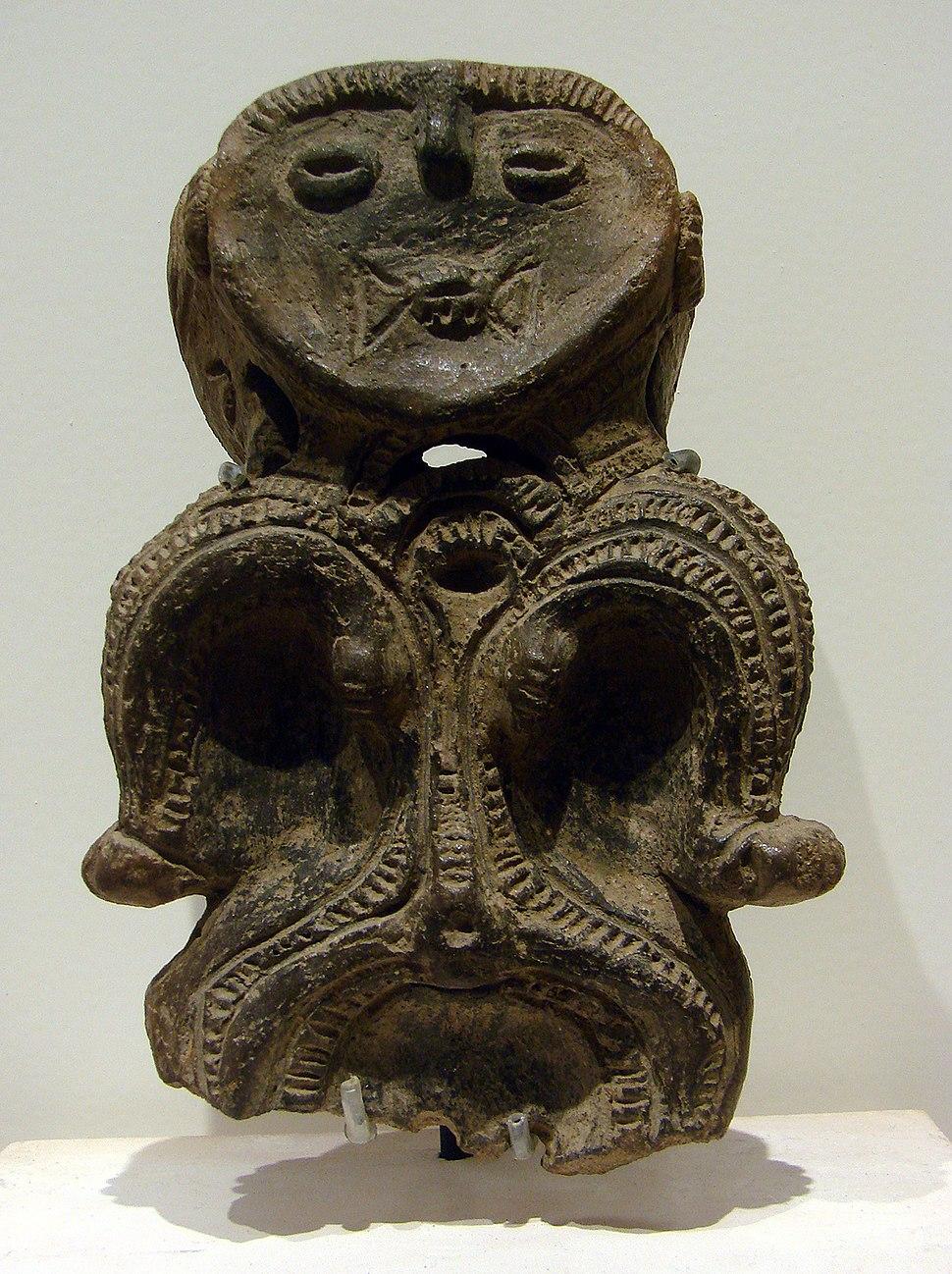 Figurine Dogu Jomon Musée Guimet 70608 2