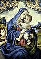 Filippino Lippi - La Virgen y el Niño con san Juan bautista, c. 1502-04.JPG