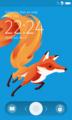 Firefox OS Cymraeg - Welsh. Sgrin cloi - Lock screen.png