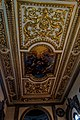 Firenze - Florence - Basilica di San Marco - View NW & Up on Central Nave Ceiling 1679 by Pier Francesco Silvani.jpg