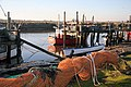 Fishing boats and nets at Southwold Harbour - geograph.org.uk - 1073507.jpg