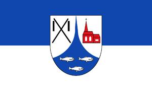 Hohen Sprenz - Image: Flagge der Gemeinde Hohen Sprenz