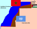 Flags of the regions in Western Sahara.png