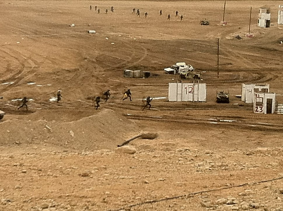 Flickr - Israel Defense Forces - Live Interoperability Drill Simulates Enemy Village Takeover (2)